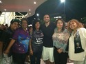 Indigenous Rugby League match with Aunty's Dr Graceland Smallwood, Jenny & Anthony Mundine.